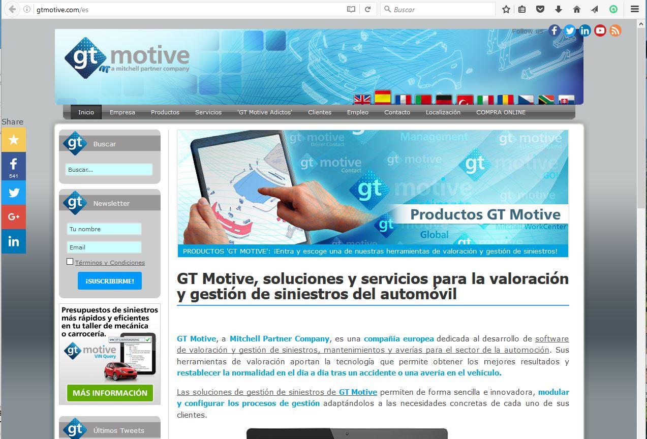 WebGTMotive